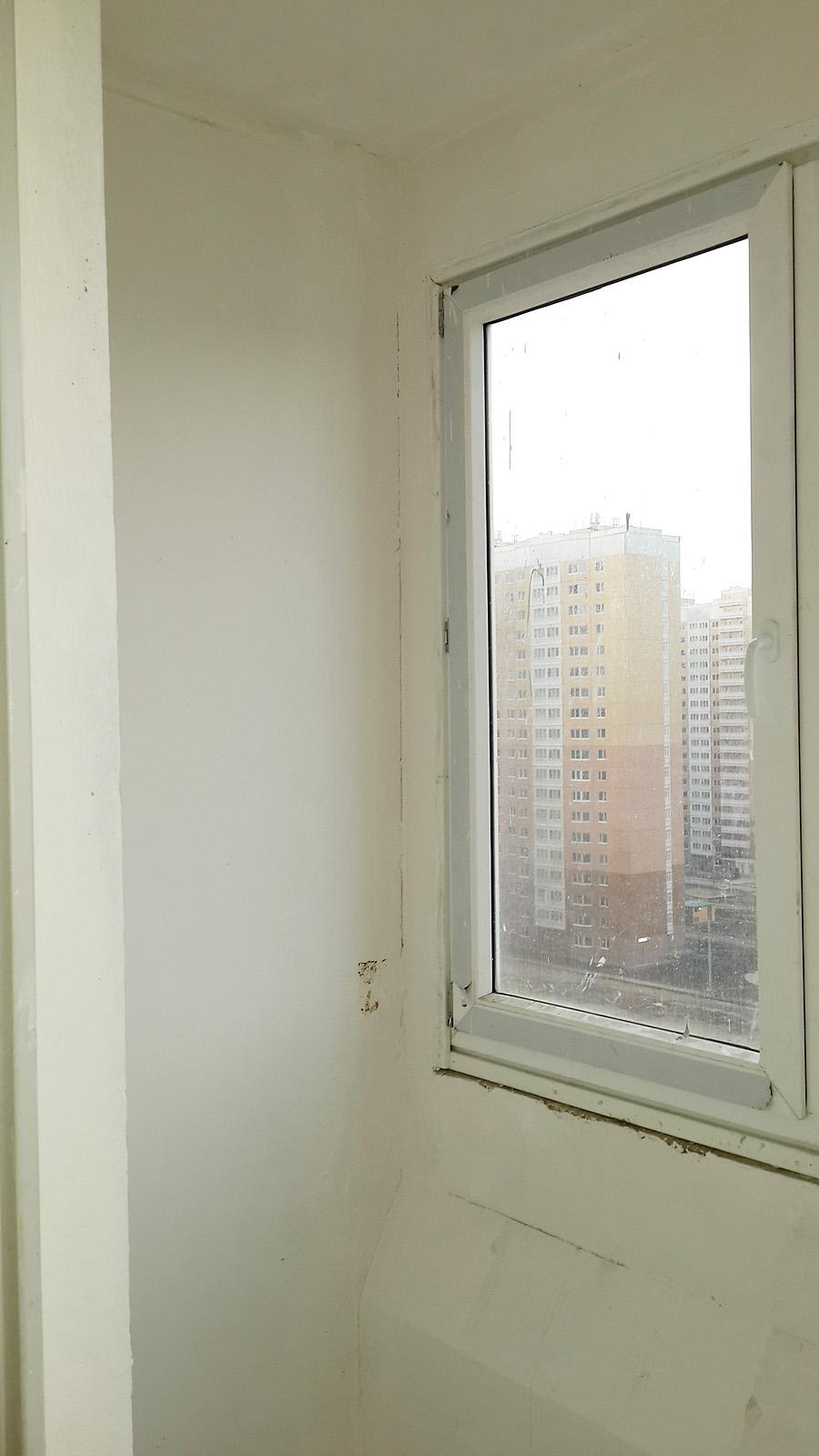 Ремонт квартиры серии и-155 в москве, синявинская.